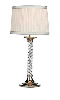 dar-was4238-washington-table-lamp-polished-nickel-complete-with-shade