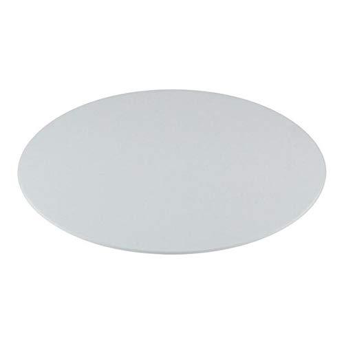 Miss Bakery\'s House® Cake Board - Acryl - Ø 15 cm - Tortenunterlage - rund, weiß