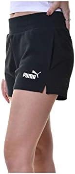 """PUMA womens ESS 4"""" Sweat TR S"""