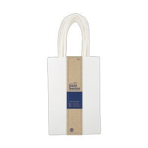 docrafts-bare-basics-small-gift-bags-pack-of-5-white