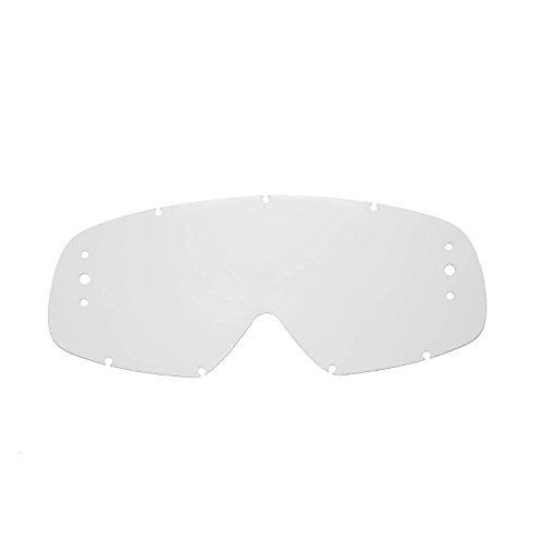 SeeCle 416171 roll-off-linsen mit verspiegelten Linsen in transparent kompatibel mit Oakley O-frame Maske