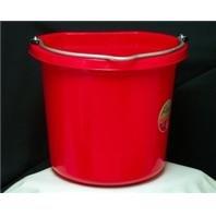 Artikelbild: Fortiflex Lapisfarben Eimer 6L rot