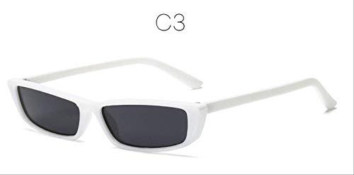 ZHAS Sonnenbrillen Kleine Sonnenbrillen Damen Sonnenbrillen Sonnenbrillen Damen Shades Eyewear Square Sunglases Sonnenbrillen sind aus hochwertigen Materialien für Langlebigkeit hergestellt