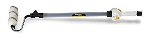 WAGNER Farbroller TurboRoll 550 für Wandfarben, 15 m²-10 min, Behälter 550 ml, Batteriebetriebener Motor, integrierter Farbtank für 5 m² Fläche