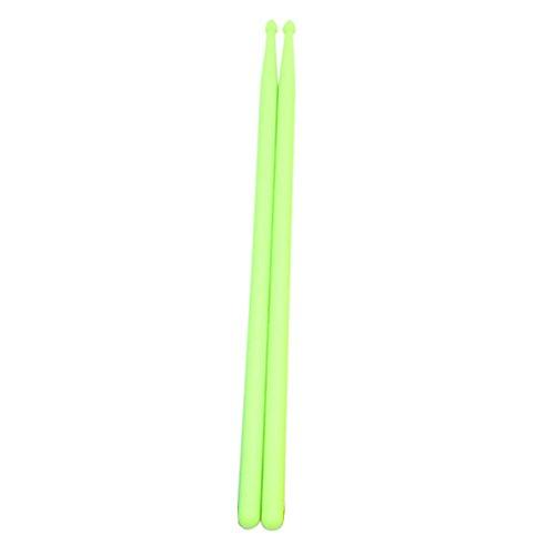 Trommelstöcke / Drumsticks 5A / Nylon Stick für die Trommel / Paar Drum Sticks / Leicht langlebig Trommelstock Hibote