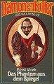 DÄMONENKILLER-Taschenbuch 13, Das Phantom aus dem Spiegel (Gruselroman)