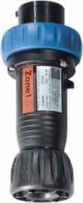 Preisvergleich Produktbild STAHL 8570 Steckvorrichtungen 16 A Ex, 8570/12-306 ST 200-250V, 50/60Hz