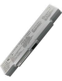 Batterie pour SONY VAIO VGN-CR21Z/R, 11.1V, 4400mAh, Li-ion