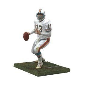 more photos 94fbf 72f04 Dan Marino Miami Dolphins McFarlane NFL Legends Series 3 Action Figure by  Unknown