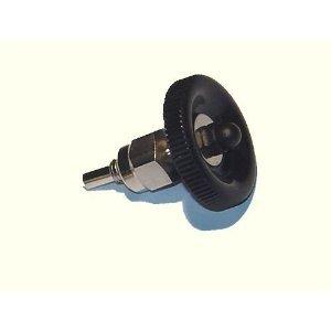 01593 - Wilesco ET - Dampfabsperrventil/Ablassventil ohne Ventilkörper - Unterteil