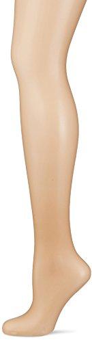 KUNERT Damen sehr dünne, matte Feinstrumpfhose, 352400 Mystique 5, Gr. 42/44, Hautfarben (Puder 3550)