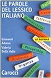 Image de Le parole del lessico italiano
