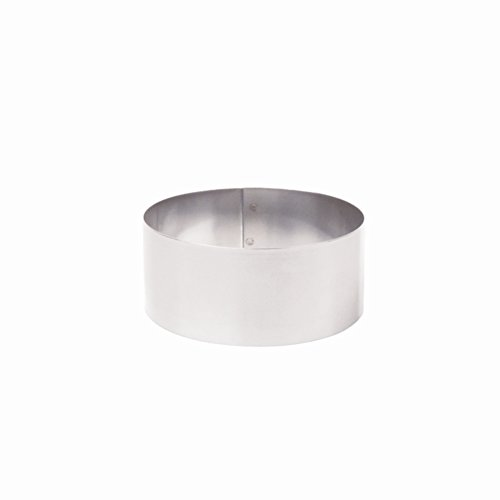 Matfer E886Mousse Ring, 140mm Durchmesser, 60mm tief