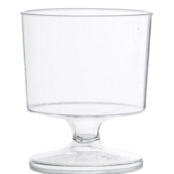 Simcha 2Oz Kunststoff Mousse Cups (10Pack)