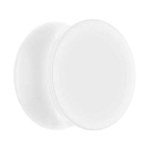 Treuheld Classic Plug - Weiß 10 -
