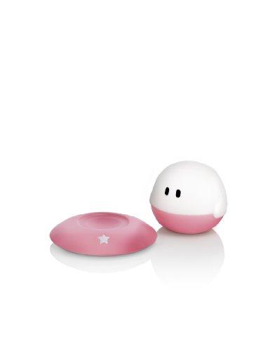 Philips myKidsroom Bollie LED-Nachtlicht,  1-flammig 1 W, rosa, 445111916