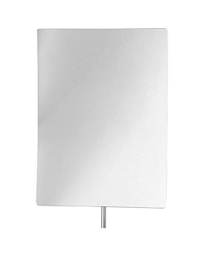 VISTA 69038 Kosmetikspiegel m. Wandhalterung Stahl chro. (1 Stück)