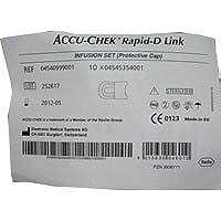 Accu Chek Rapid D-Link, 10 St preisvergleich bei billige-tabletten.eu