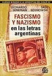 FASCISMO Y NAZISMO En letras argenti