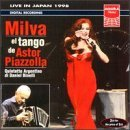 Milva & The Tango of Astor Piazzola by Astor Piazzolla