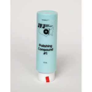 JFJ DISC REPAIR Polishing Compound #1 12oz
