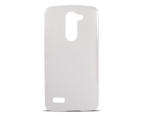 Ksix B4555FTP00 - Funda flex de TPU para LG l Bello, transparente