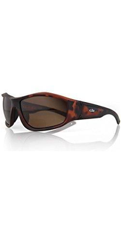 Gill Sense Bifokale Sonnenbrille Tortoise Shell - Leicht - Polarisierte Objektivtechnologie - UV-Sonnenschutz und SPF-Eigenschaften