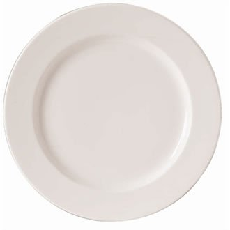 Royal Porcelaine Cg232 Maxadura Advantage Assiette, Blanc (lot de 12)