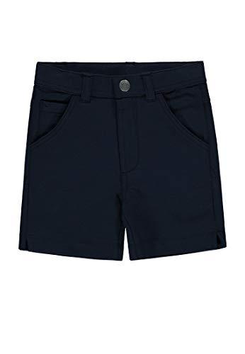 Bellybutton mother nature & me Baby-Jungen Bermudas Shorts, Blau (Navy Blazer|Blue 3105), (Herstellergröße: 86)