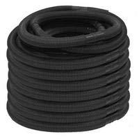 Currentiz Manguera de la Piscina Tubo de Piscina con 32 mm de diámetro y Longitud Total 6.3m, UV y Resistente al Agua de Cloro, para Bombas de Piscina y Sistemas de filtración
