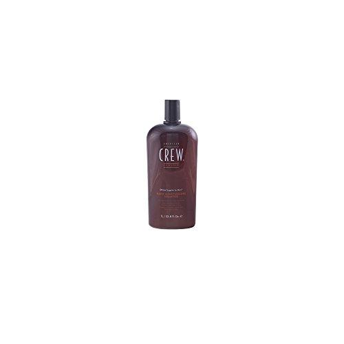American Crew Daily Moisturizing Shampoo, 1000 ml, 1er Pack, (1x 1 Stück) - American Crew Daily Moisturizing Shampoo