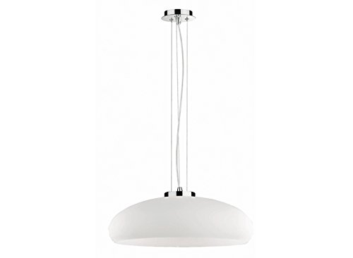 Ideal Lux ARIA SP1 D50 – lampe de plafond à suspension Petite