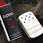 Zippo Handwärmer Fluid–personalisierbar