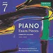 Piano Exam Pieces 2005-2006: Grade 7