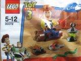 LEGO Toy Story: Woody's Lagerfeuer Setzen 30072 (Beutel)