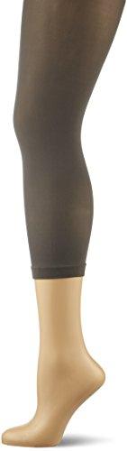 KUNERT Velvet 40 Leggings, 3/4 Leggings für Damen in 40 den Optik, semi-blickdichte Capri-Leggings, optimale Passform, matt (grau), Menge: 1 Stück