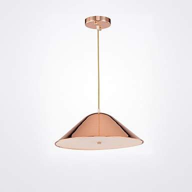 YAMEIJIA 3-Licht Sputnik/Cone/Geometrical Pendelleuchte Ambient Light Painted Finishes Aluminium Matt, Kreativ, 110-120V / 220-240V Warmweiß/Kaltweiß -