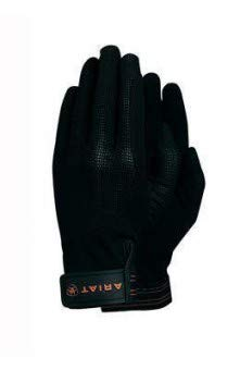 ARIAT TEK AIR Grip Handschuhe, schwarz, 8