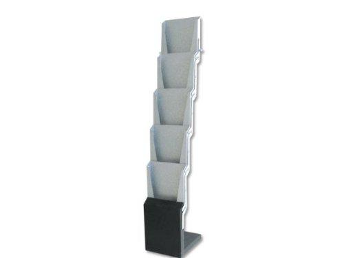 Prospektständer Quick Bag 5x DIN A4 Infoständer Prospekt Flyer 4527 - 4527-tools