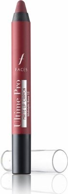 Faces Ultime Pro Matte Lip Crayon-Midnight Rose 2.8 g