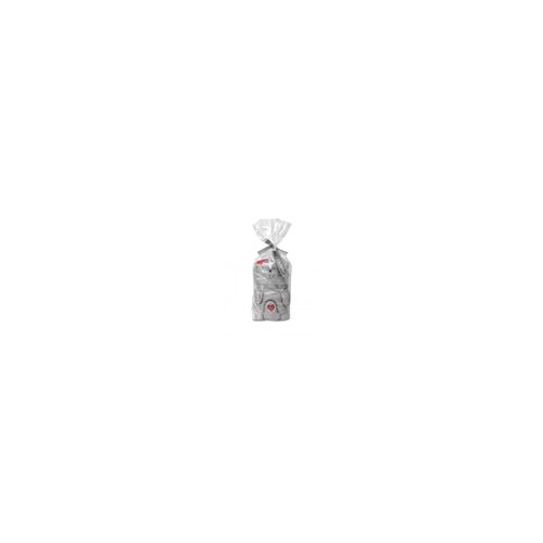 pirulos 86211230–Spielzeug Microfaser Decke, 80x 90, youpi Babyschlafanzug, grau