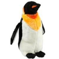 Pedro Penguin Squeaking Dog Toy (Size: Large)