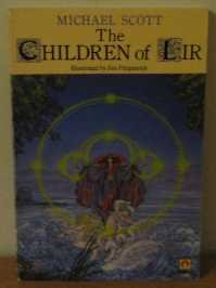 The Children of Lir : an Irish legend