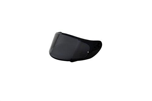Motorradhelm Rollerhelm MT Helmets Thunder III SV schwarz-grau-blau, Größe XS, S, M, L, XL, XXL (ECE 22.05 geprüft!) (Universal, Visier Schwarz)