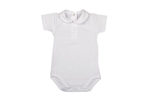 BabyVip – Body Bimbo Neonato Mezza Manica Cotone Bielastico