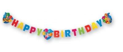 appy Birthday Gestanzte Girlande ()