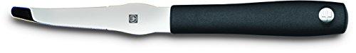 WÜSTHOF Silverpoint Pampelmusenmesser, Edelstahl, schwarz, 8 x 3 x 3 cm