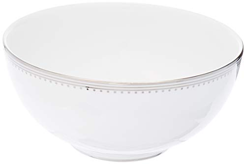 Wedgwood Grosgrain Imperial Suppen-/Müslischüssel 5.75 weiß Wedgwood Imperial