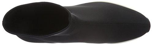 HÖGL - 2- 10 3716, Stivali bassi con imbottitura leggera Donna Nero (Schwarz (0100))