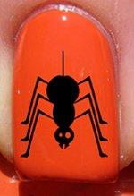Halloween Araignée - Stickers pour ongles YRNAILS